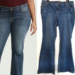20 Torrid Boot Cut Jeans